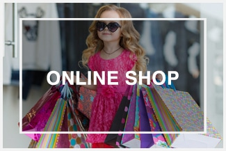 online shop home page