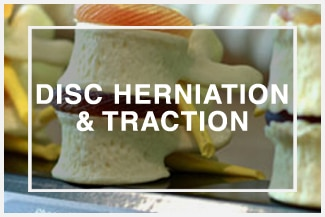 disc hernation home page box