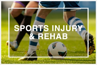 sports injury home page box